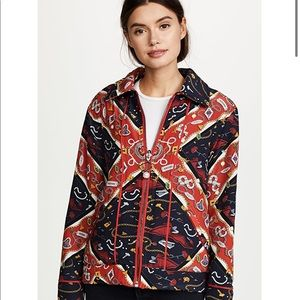 RARE! Opening Ceremony Sorority Reversible jacket